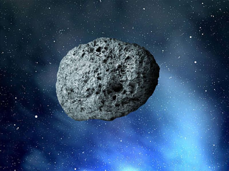 Mountania meteorite found may be from space